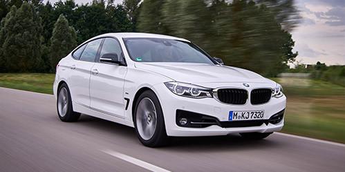 BMW Seria 3 Gran Turismo Sedan