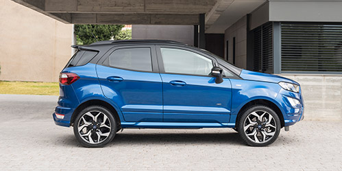 FORD Ecosport Crossover