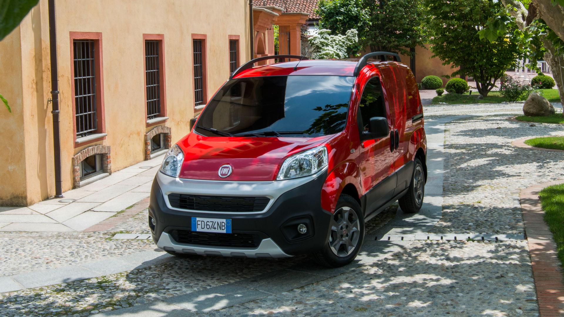 FIAT Fiorino Van