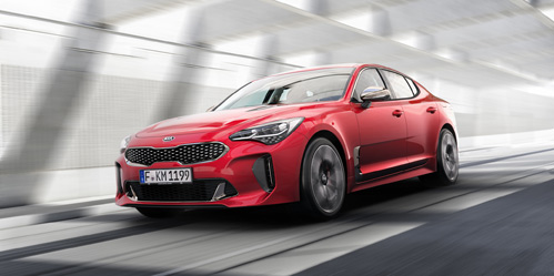 KIA Stinger Sedan
