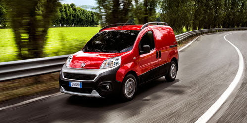 FIAT Fiorino Van Dostawczy mały