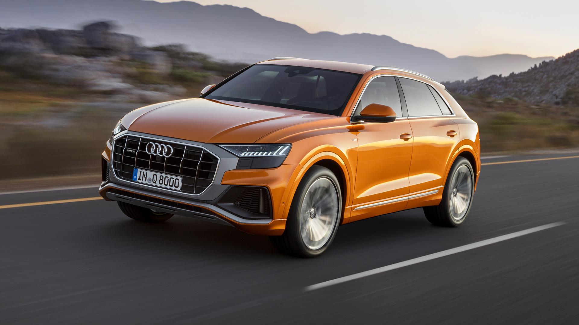 Audi Q8 Leasing I Wynajem Długoterminowy Carsmile