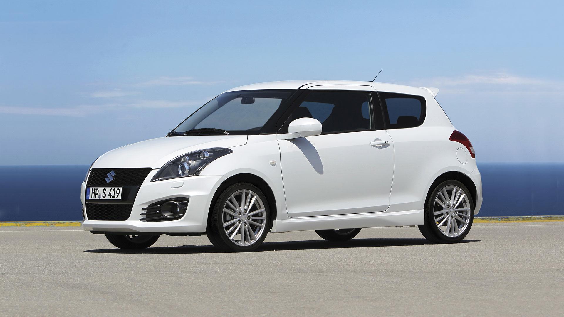 Suzuki Swift Leasing I Wynajem Długoterminowy Carsmile
