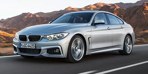 BMW Seria 4 Sedan