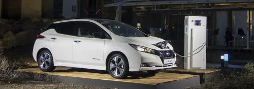 Leasing samochodów elektrycznych
