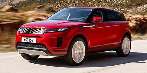 LAND ROVER Range Rover Evoque SUV