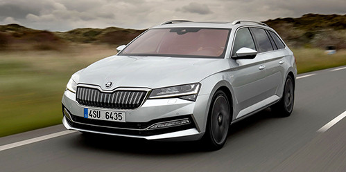SKODA Superb Kombi