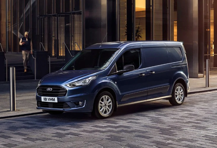 FORD Transit Connect Dostawczy mały