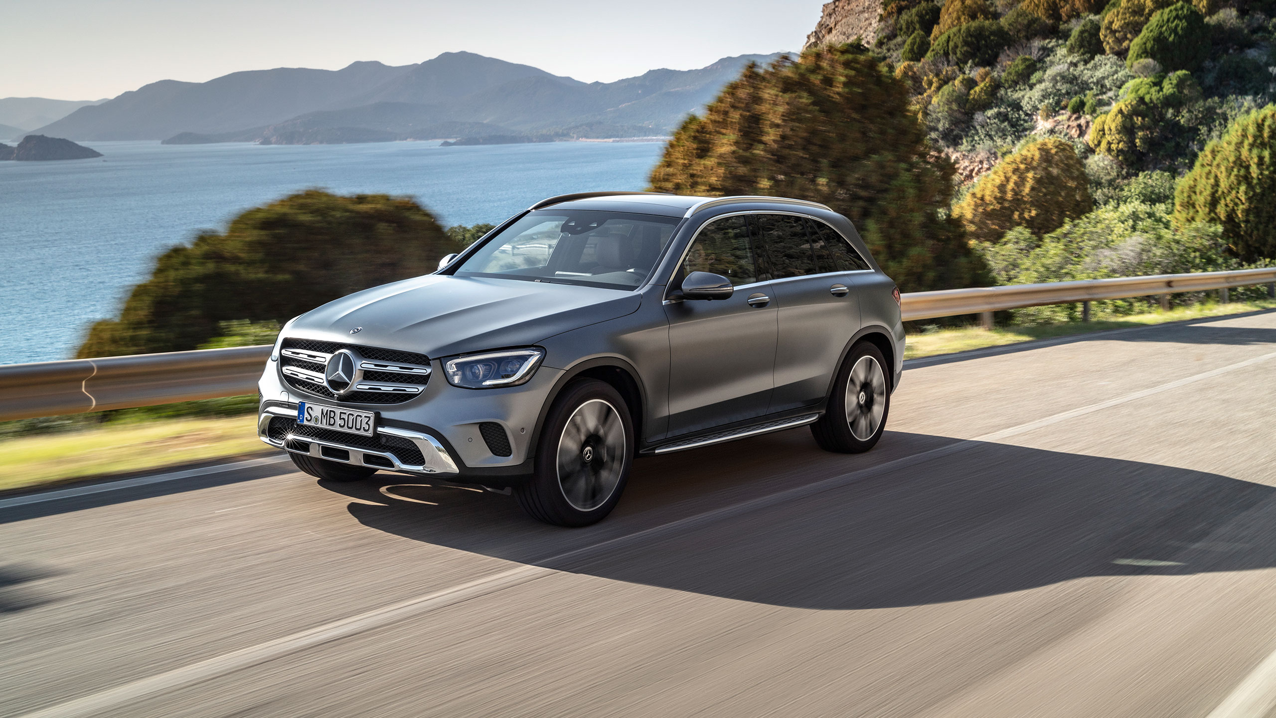 MERCEDES-BENZ Klasa GLC