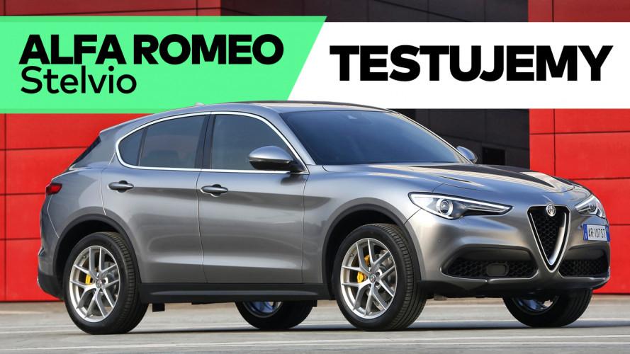 Test video Alfa Romeo Stelvio