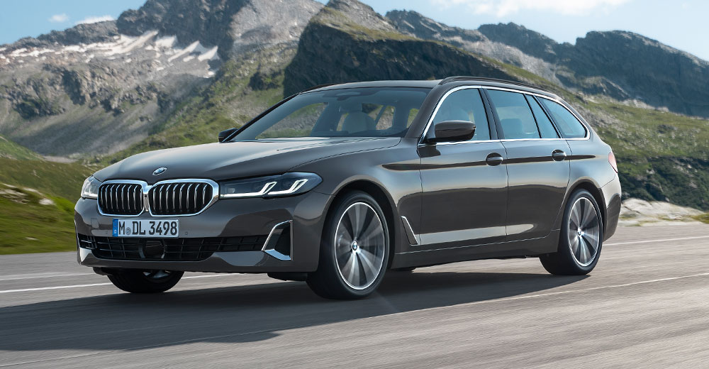 BMW Seria 5 Kombi