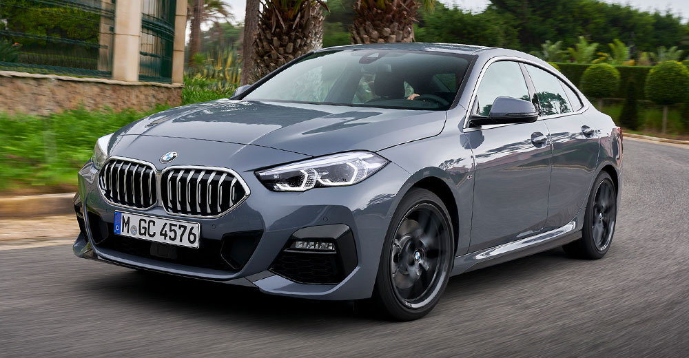 BMW Seria 2 Sedan
