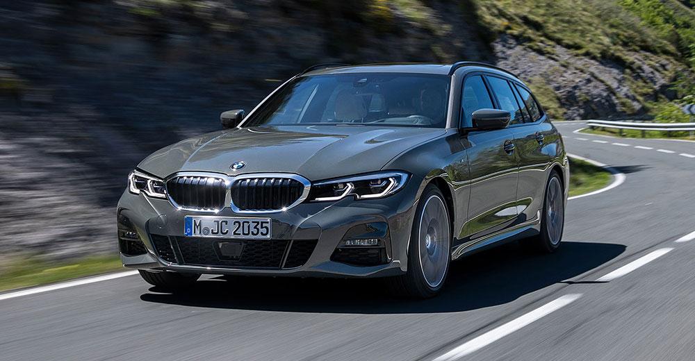 BMW Seria 3 Kombi