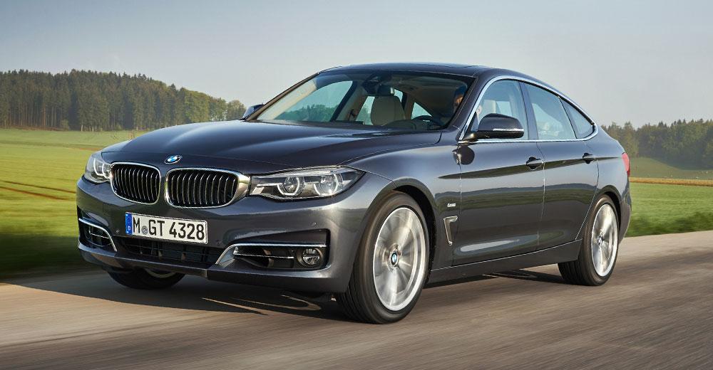 BMW Seria 3 Gran Turismo Hatchback