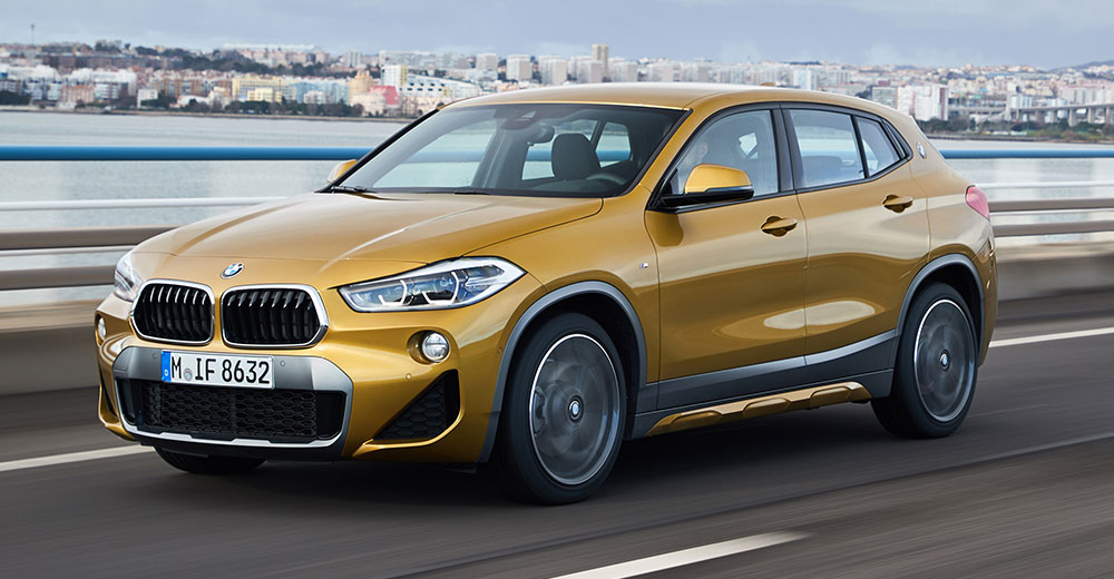 BMW X2 Crossover