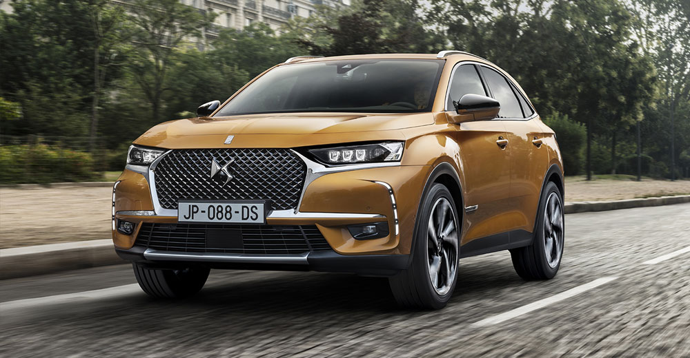 DS DS 7 SUV