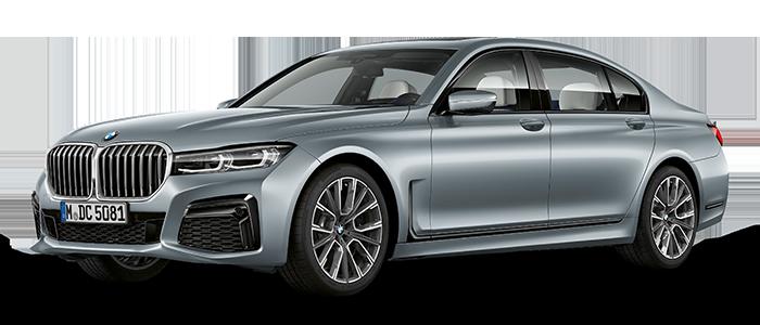BMW serii 7 Limuzyna