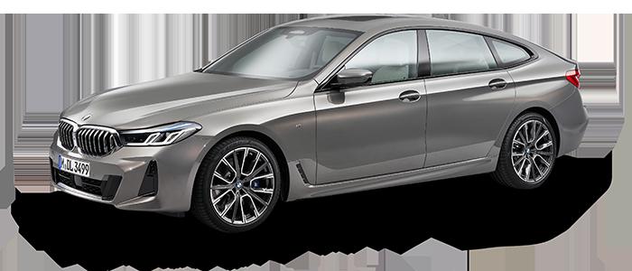 BMW Serii 6 Gran Turismo Hatchback