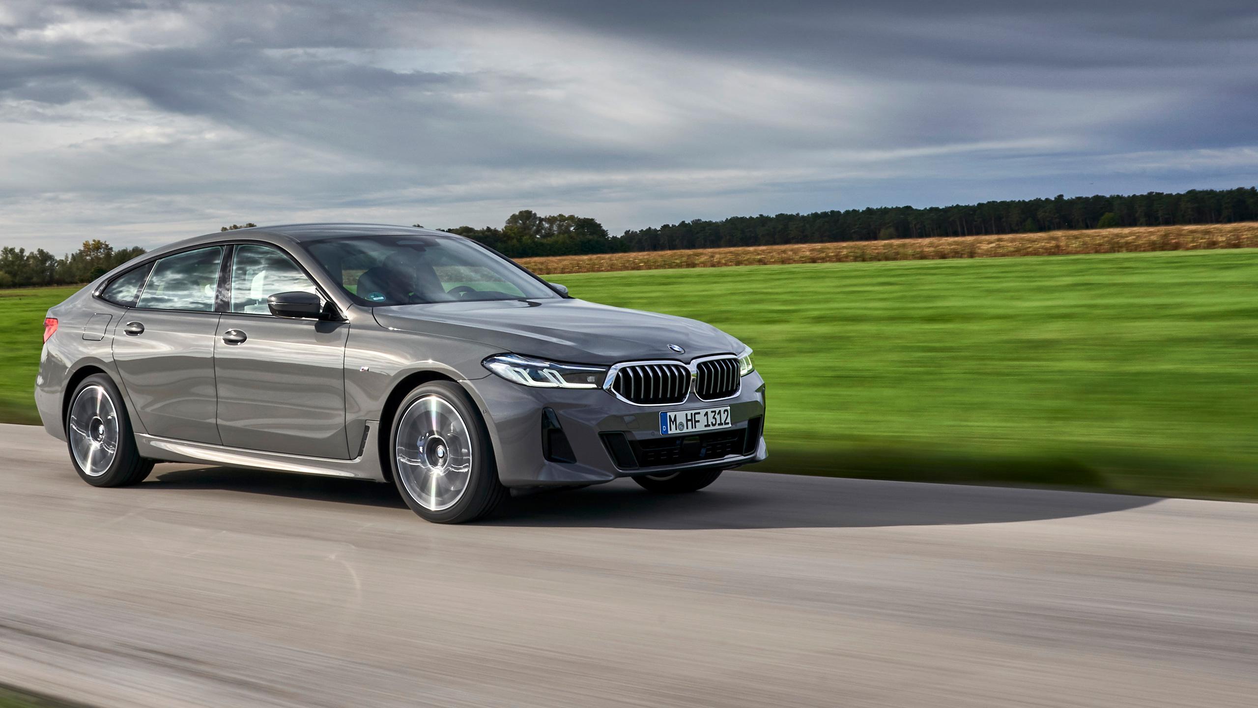BMW Nowa Seria 6 Gran Turismo